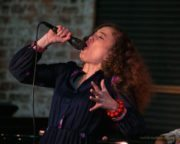 Kendra Foster live at Blues Alley